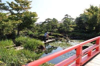 20140921 203848 大根島にある広大な日本庭園 日本庭園由志園