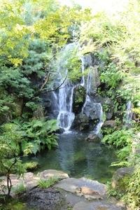 20140921 203910 大根島にある広大な日本庭園 日本庭園由志園