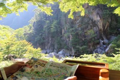 image15 400x266 絶景!昇仙峡のランチスポット♪