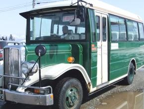 銀山ボンネットバス わがままに♡銀山温泉に行きたい!