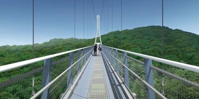 三島大吊橋 400x200 三島スカイウォーク 日本一の吊り橋が伊豆にOPEN!
