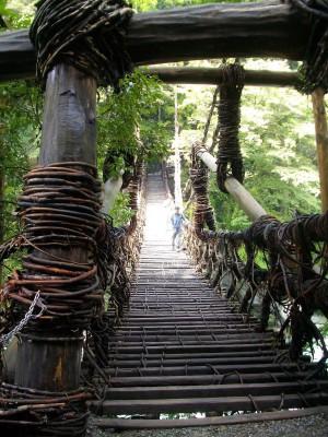 image15 300x400 秘境にある奇橋で大自然を満喫♡