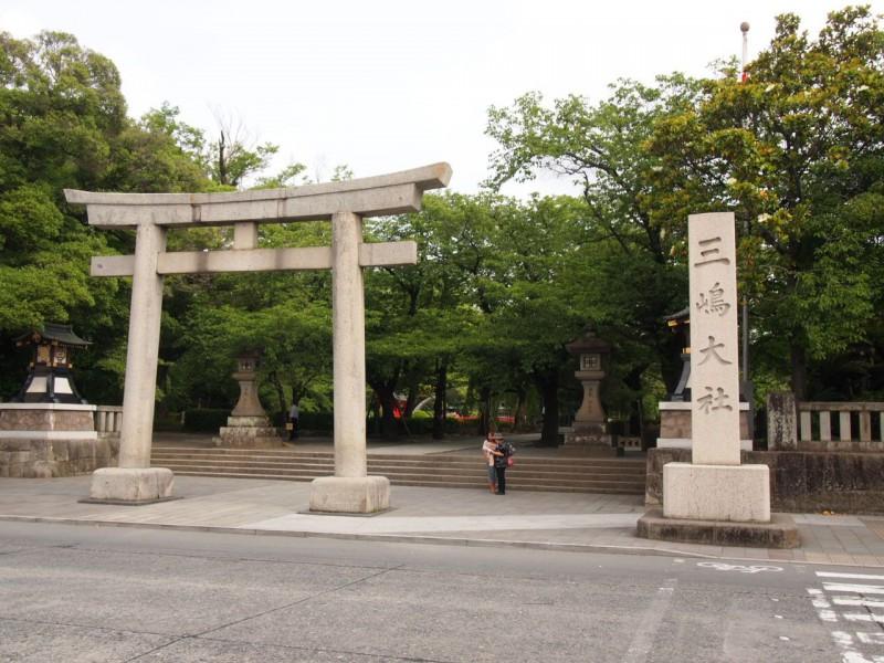 三嶋大社 三島スカイウォークと合わせて行きたい【女子旅】観光スポット