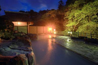玉子湯「野天岩風呂天渓の湯」 つるつるのタマゴ肌♡福島県高湯温泉【玉子湯】に行きました!