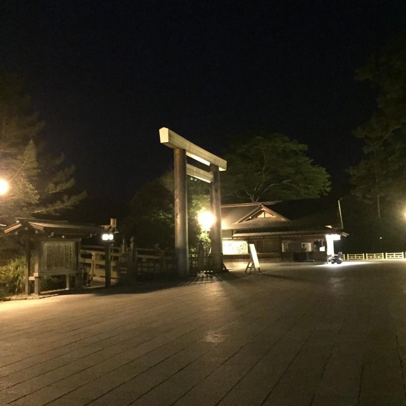 内宮 伊勢神宮・朔日参りに行きました!