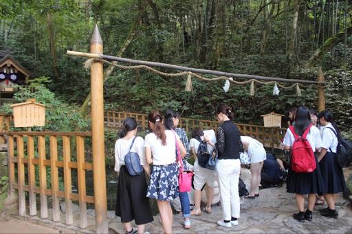 八重垣神社2 地元の方が本当におすすめする八重垣神社の鏡の池恋占い